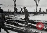 Image of US 26th Yankee Infantry Division celebrates Thanksgiving France, 1944, second 11 stock footage video 65675024443