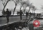 Image of US 26th Yankee Infantry Division celebrates Thanksgiving France, 1944, second 12 stock footage video 65675024443