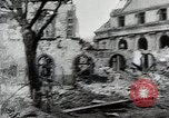 Image of Destruction in Germany near end of World War 2 Germany, 1945, second 2 stock footage video 65675024452