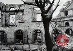 Image of Destruction in Germany near end of World War 2 Germany, 1945, second 3 stock footage video 65675024452
