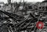 Image of Destruction in Germany near end of World War 2 Germany, 1945, second 6 stock footage video 65675024452