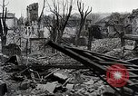 Image of Destruction in Germany near end of World War 2 Germany, 1945, second 7 stock footage video 65675024452