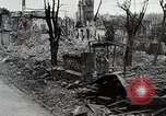 Image of Destruction in Germany near end of World War 2 Germany, 1945, second 9 stock footage video 65675024452