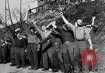 Image of Liberation of US soldiers from German prison camp Germany, 1945, second 8 stock footage video 65675024453
