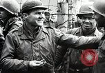 Image of Liberation of US soldiers from German prison camp Germany, 1945, second 12 stock footage video 65675024453