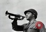 Image of US and Soviet troops meet at Elbe River  Germany, 1945, second 11 stock footage video 65675024454