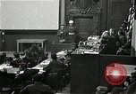 Image of War Trials Nuremberg Germany, 1946, second 2 stock footage video 65675024455