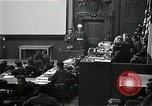 Image of War Trials Nuremberg Germany, 1946, second 4 stock footage video 65675024455