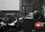 Image of War Trials Nuremberg Germany, 1946, second 6 stock footage video 65675024455