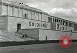 Image of War Trials Nuremberg Germany, 1945, second 7 stock footage video 65675024456