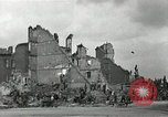 Image of World War 2 destruction in Nuremberg Germany Nuremberg Germany, 1945, second 2 stock footage video 65675024457