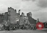 Image of World War 2 destruction in Nuremberg Germany Nuremberg Germany, 1945, second 3 stock footage video 65675024457