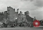 Image of World War 2 destruction in Nuremberg Germany Nuremberg Germany, 1945, second 7 stock footage video 65675024457