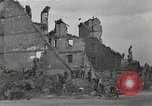 Image of World War 2 destruction in Nuremberg Germany Nuremberg Germany, 1945, second 8 stock footage video 65675024457