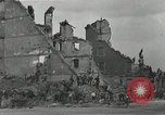 Image of World War 2 destruction in Nuremberg Germany Nuremberg Germany, 1945, second 9 stock footage video 65675024457