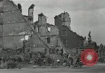 Image of World War 2 destruction in Nuremberg Germany Nuremberg Germany, 1945, second 10 stock footage video 65675024457