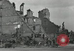 Image of World War 2 destruction in Nuremberg Germany Nuremberg Germany, 1945, second 11 stock footage video 65675024457