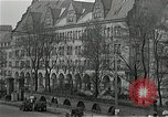 Image of The Palace of Justice Nuremberg Germany, 1945, second 4 stock footage video 65675024463