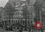 Image of The Palace of Justice Nuremberg Germany, 1945, second 5 stock footage video 65675024463