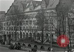 Image of The Palace of Justice Nuremberg Germany, 1945, second 6 stock footage video 65675024463