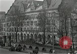 Image of The Palace of Justice Nuremberg Germany, 1945, second 8 stock footage video 65675024463