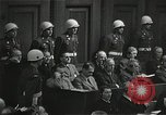 Image of Nuremberg Trials Nuremberg Germany, 1945, second 3 stock footage video 65675024466