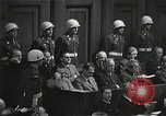 Image of Nuremberg Trials Nuremberg Germany, 1945, second 4 stock footage video 65675024466