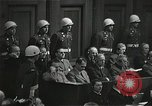 Image of Nuremberg Trials Nuremberg Germany, 1945, second 5 stock footage video 65675024466