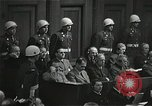 Image of Nuremberg Trials Nuremberg Germany, 1945, second 6 stock footage video 65675024466