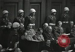 Image of Nuremberg Trials Nuremberg Germany, 1945, second 7 stock footage video 65675024466
