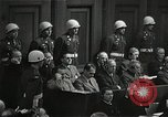 Image of Nuremberg Trials Nuremberg Germany, 1945, second 8 stock footage video 65675024466