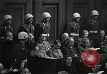 Image of Nuremberg Trials Nuremberg Germany, 1945, second 9 stock footage video 65675024466