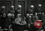 Image of Nuremberg Trials Nuremberg Germany, 1945, second 10 stock footage video 65675024466