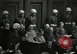 Image of Nuremberg Trials Nuremberg Germany, 1945, second 11 stock footage video 65675024466