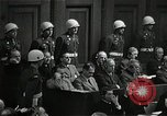 Image of Nuremberg Trials Nuremberg Germany, 1945, second 12 stock footage video 65675024466