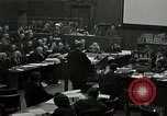 Image of Nuremberg Trials Nuremberg Germany, 1945, second 12 stock footage video 65675024467