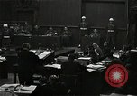 Image of Nuremberg Trials Nuremberg Germany, 1946, second 2 stock footage video 65675024471