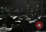 Image of Nuremberg Trials Nuremberg Germany, 1946, second 4 stock footage video 65675024471