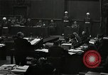 Image of Nuremberg Trials Nuremberg Germany, 1946, second 7 stock footage video 65675024471