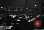 Image of Nuremberg Trials Nuremberg Germany, 1946, second 9 stock footage video 65675024471