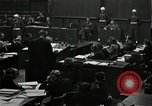 Image of Nuremberg Trials Nuremberg Germany, 1946, second 3 stock footage video 65675024472