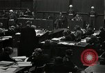 Image of Nuremberg Trials Nuremberg Germany, 1946, second 4 stock footage video 65675024472