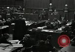 Image of Nuremberg Trials Nuremberg Germany, 1946, second 6 stock footage video 65675024472