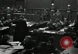 Image of Nuremberg Trials Nuremberg Germany, 1946, second 7 stock footage video 65675024472