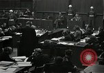 Image of Nuremberg Trials Nuremberg Germany, 1946, second 8 stock footage video 65675024472