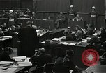 Image of Nuremberg Trials Nuremberg Germany, 1946, second 10 stock footage video 65675024472