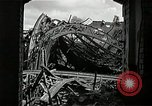 Image of bomb damage Nuremberg Germany, 1945, second 2 stock footage video 65675024473