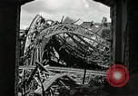 Image of bomb damage Nuremberg Germany, 1945, second 6 stock footage video 65675024473