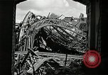 Image of bomb damage Nuremberg Germany, 1945, second 11 stock footage video 65675024473