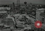 Image of bomb damaged Nuremberg Germany, 1945, second 2 stock footage video 65675024476